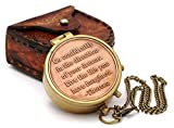 Best Engraved Cases Gifts For Mothers - Roorkee Instruments India Thoreau's Go Confidently Quote Engraved Review