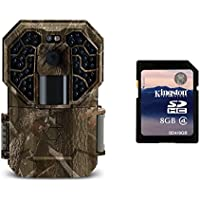 Stealth Cam G45NG 14MP IR No Glo Infrared Scouting Game Trail Camera + SD Card