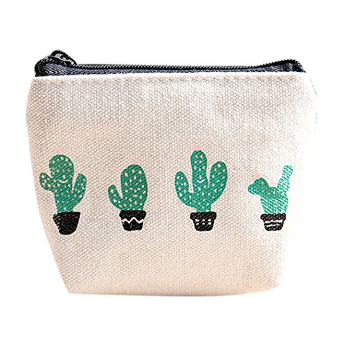 Wallet,toraway Women Girls Cute Fashion Coin Purse Wallet Bag Change Pouch Key Holder (# 1)