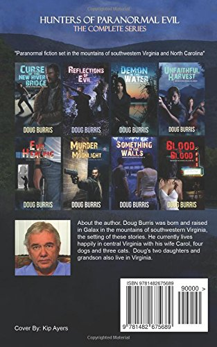 Hunters Of Paranormal Evil The Complete Series Hunters Of