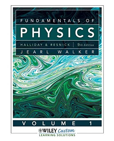 Fundamentals of physics, 10th edition | $65 | wiley direct.
