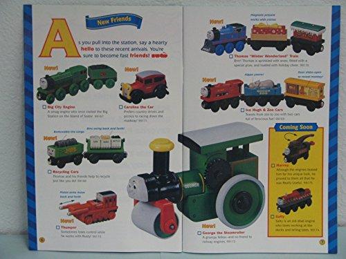 Thomas Friends Wooden Railway 2002 Yearbook