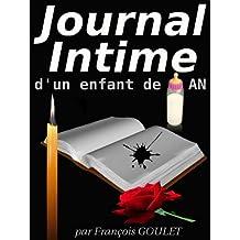Journal Intime d'un Enfant de 1 an (French Edition)