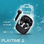 JBL Tune 220TWS by Harman True Wireless in-Ear Headphones with 19 Hours Playtime, Stereo Calls & Bluetooth 5.0 (Black)