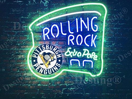 beer neon signs rolling rock - 6