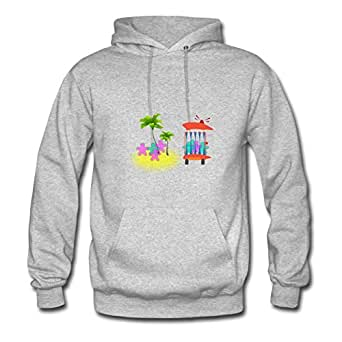 Gingerbread Paradise And Prison Hoodies Shirts X-large Women Personalized Grey