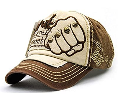 Fashion Vintage Baseball Caps trucker Autumn Casual Cap Adjustable Golf Cotton Hat Brown Color