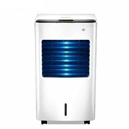 XIAOLIN Ventilador de aire acondicionado Máquina de viento frío Uso doméstico frío Ventilador de aire pequeño