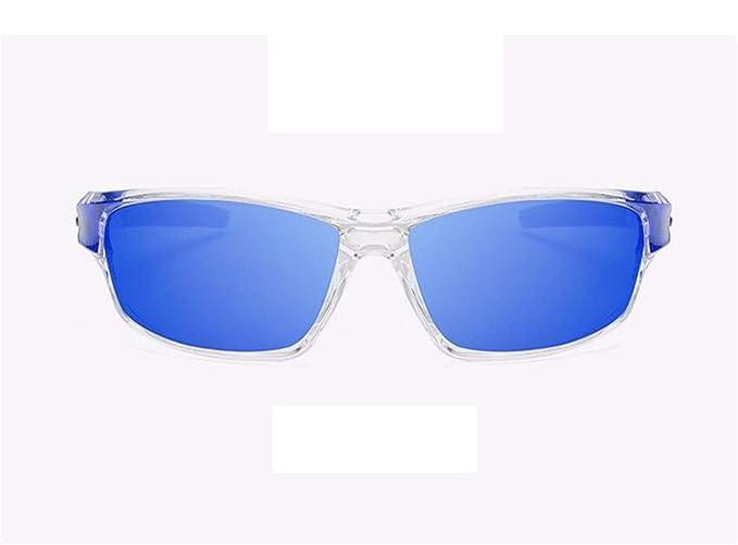 Huyizhi Guay Moda gafas de sol polarizadas UV400 Gafas de sol protectoras para la pesca de