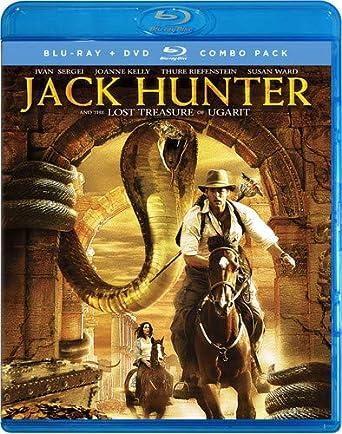 Jack Hunter And The Lost Treasure Of Ugarit [Blu ray