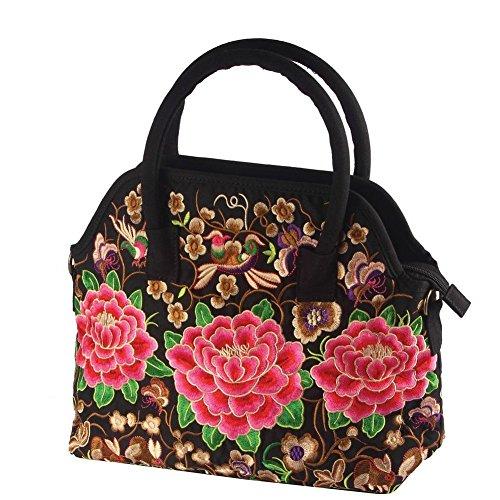 Cool Shopping Par Qualité Joe Pivoine Brodée Grande Sac Polyester De Avec vq1HwS