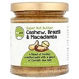 Wholegood Organic Cashew, Brazil & Macadamia Butter - 170g