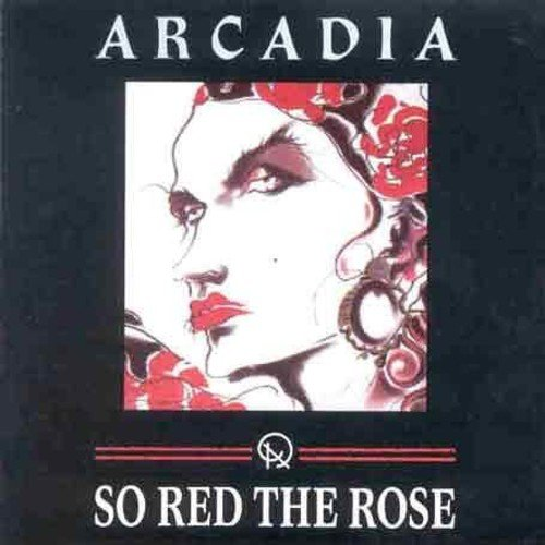 So Red the Rose (1980s Rose)
