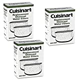 Cuisinart DCC-RWF *Triple Pack* Charcoal Water