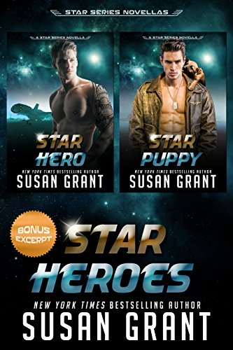 Star Heroes bundle: Star Series books 5 and 6, plus an extended excerpt of Star Champion