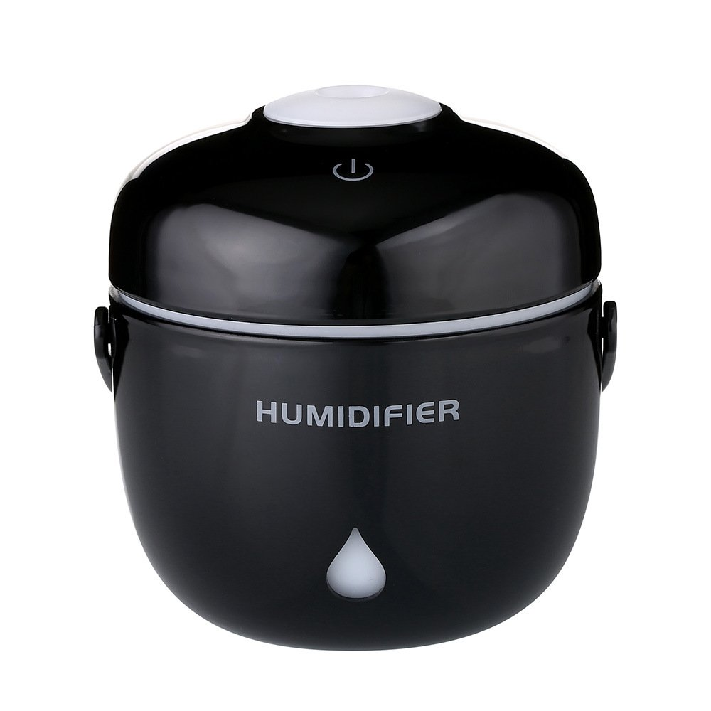 Mini Humidifier,Portable Ultrasonic Cool Mist Humidifier with Adjustable Mist Mode,Waterless Auto Shut-off, for Travel Home Office Car Baby