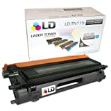 LD © Compatible Brother TN115BK High Yield Black Laser cartridge, Office Central