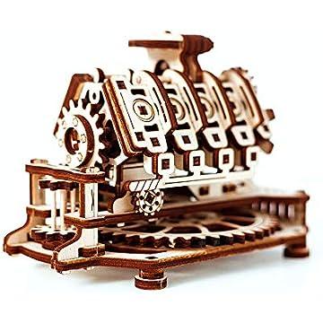 best selling Wooden City V8