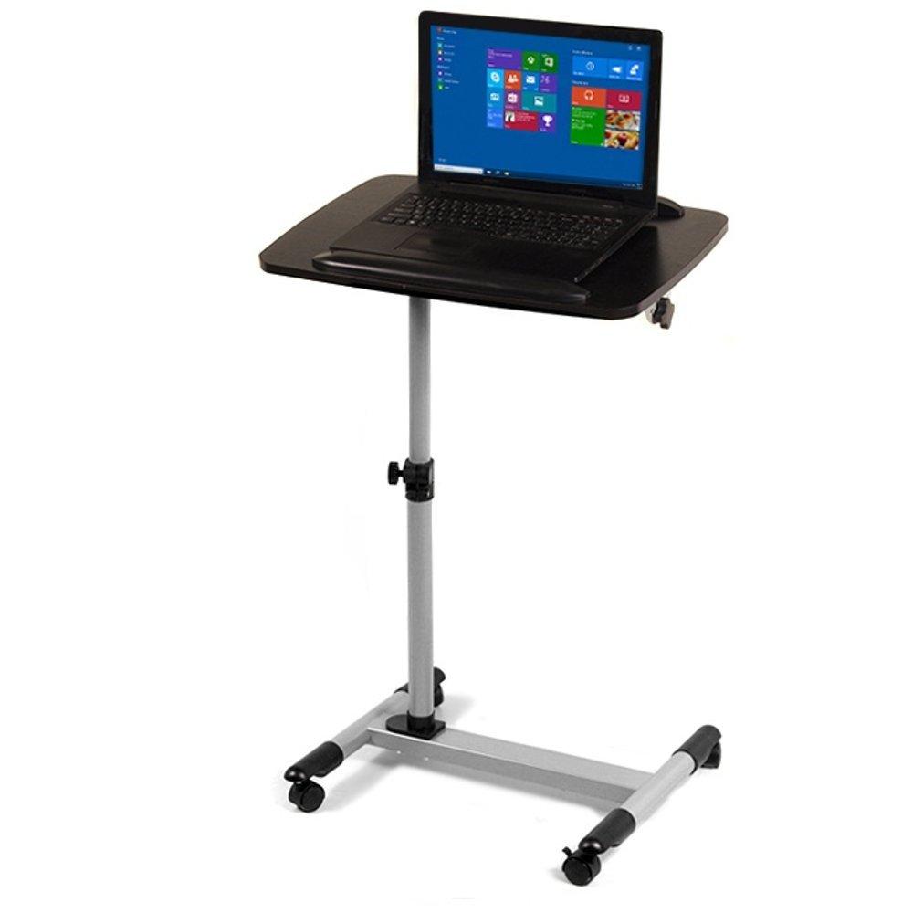 Maclean MC-671 Laptopständer Projektorständer Laptoptisch Notebookständer auf Rollen höhenverstellbar höhenverstellbar höhenverstellbar Halterung 84372c