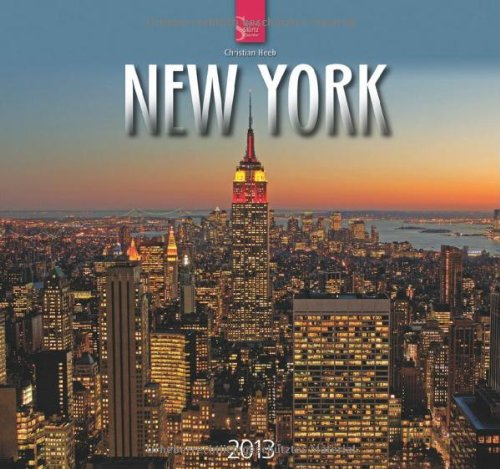 New York 2013 - Original Stürtz-Kalender