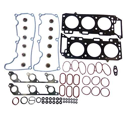 DNJ HGS436 MLS Head Gasket Set for 2000-2011 / Ford, Land Rover, Mazda, Mercury / B4000, Explorer, Explorer Sport Trac, LR3, Mountaineer, Ranger / 4.0L / SOHC / V6 /12V/ ()