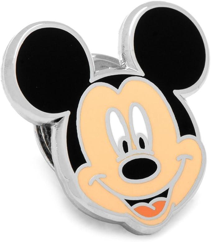 Cufflinks Inc Mickey Mouse Pin de Solapa: Amazon.es: Joyería