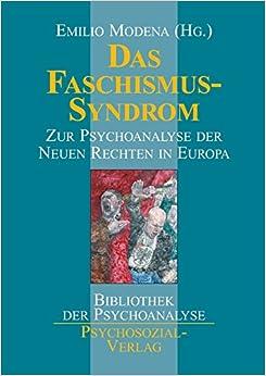 Book Das Faschismus-Syndrom (Bibliothek der Psychoanalyse)