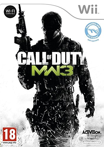 Activision Blizzard – Call of Duty: Modern Warfare 3 /Wii (1 Games) (Nintendo Wii)
