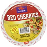 Pennant Red Cherries, 8 Ounce