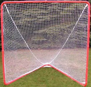 Jaypro Sports Practice Lacrosse Net (2.5mm) by Jaypro Sports
