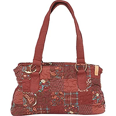 Donna Sharp Reese Bag - Quilted