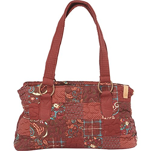 Donna Sharp Purse - Donna Sharp Reese Shoulder Bag (Autumn)