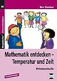 img - for Mathematik entdecken - Temperatur und Zeit book / textbook / text book