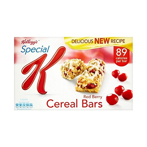Kellogg's - Special K - Red Berry Cereal Bars - 5 x ()