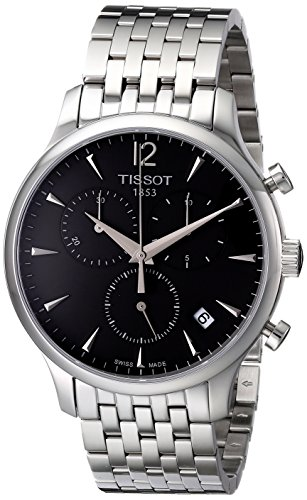 tissot-mens-t0636171106700-charcoal-stainless-steel-bracelet-watch-with-black-dial