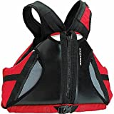 Stearns Extreme Paddlesports Vest, RED, 2XL