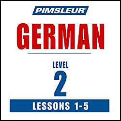German Level 2 Lessons 1-5