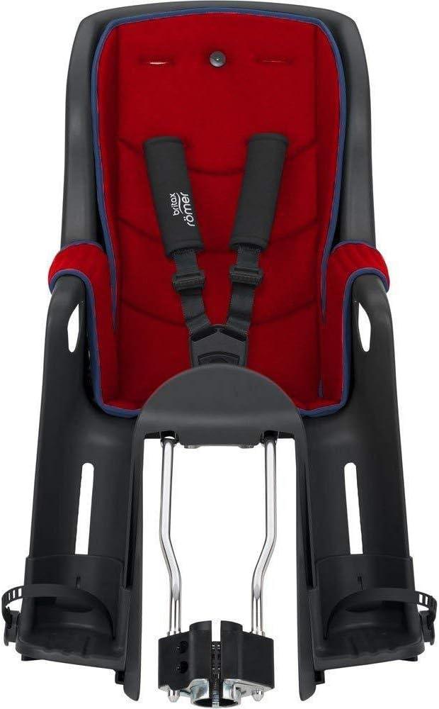 color azul rojo Silla de seguridad para bicicleta Britax R/ömer Jockey Comfort
