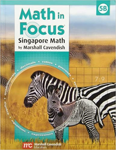Math in focus the singapore approach grade 5 student book b fong math in focus the singapore approach grade 5 student book b reprint student edition fandeluxe Images