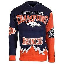 NFL Football Super Bowl Commemerative Acrylic Hoody - Pick Team