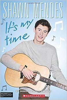 Shawn Mendes: It's My Time PDF Descargar Gratis
