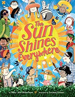 Book Cover: The Sun Shines Everywhere