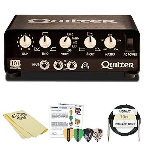 Quilter Guitar Amplifier Head, Black ()