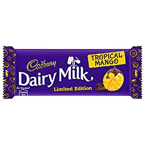 Amazon. Com: cadbury dairy milk tropical mango chocolate bar, 36.
