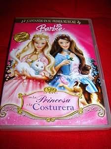 Amazon.com: Barbie as the Princess and the Pauper (2004 ...