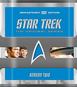 Star Trek: The Original Series - Season 2 (Remastered Edition) (Bilingual)