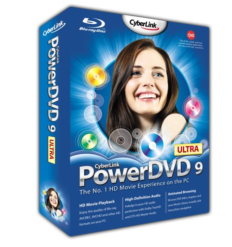 PowerDVD SE for Vista