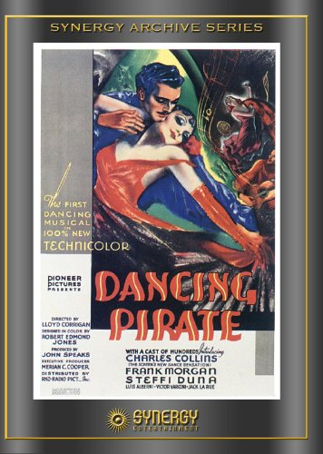 Hayworth Accent - The Dancing Pirate (1936)