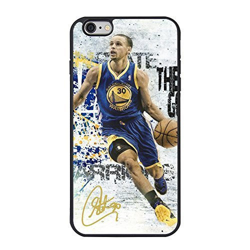 Stephen Curry iPhone 6 Plus Case,Stephen Curry Case for iPhone 6 Plus /iPhone 6s Plus TPU Case (5.5 inch)