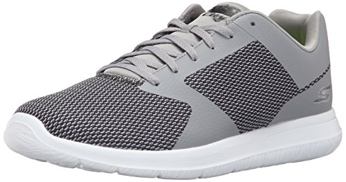 Skechers Performance Herren Go Walk City Echo Wanderschuh Grau